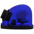 Giroflex Luz Emergência Sinalizador C/ Sirene Azul 12 V