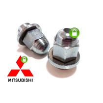Porca Roda C/ Arruela Mitsubishi L200 Triton,..(c/6 Peças)