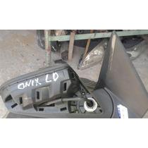 Retrovisor Onix Eletrico Direito S/capa Detran307729 Cod9915