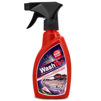 Spray Henlau Washtec 300ml Lavagem A Seco Automotivo Rapida