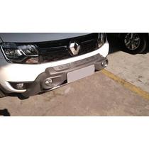 Protetor Frontal Renault Nova Duster 2015 2016 + Kit Milha