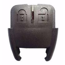 Capa Chave Telecomando Gm Cadeado 2 Botões Astra Celta Agile