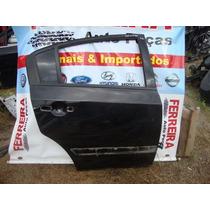 Porta Traseira Direta Nissan Sentra 2012 So A Lata