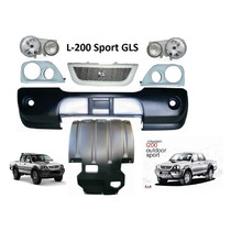 Kit Frente Completa L-200 Sport Outdoor Gls. 2004/2012.
