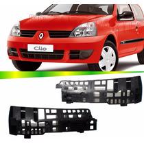Alma Parachoque Dianteiro Clio Hatch E Sedan 2003 A 2012