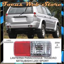 Lanterna Parachoque Traseiro Mitsubishi L200 Sport Le 04/11