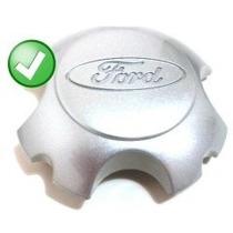 Calota Para Centro De Roda Esportiva Ford Ecosport - Prata