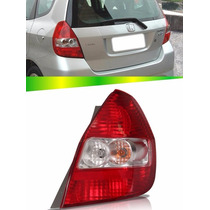 Lanterna Traseira Honda Fit 2004 2005 2006 2007 2008