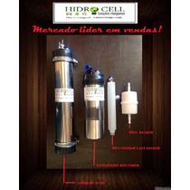 Kit Hho Hidrogênio - 3 A 4 L Por Minuto 30 A 60% De Economia