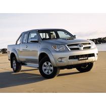 Retrovisor Toyota Hilux 2005 Até 2011 Original Semi Novo