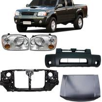 Kit Frente Frontier Nissan 2002 2003 2004 2005 2006
