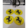 Emblemas Resinados Para Rodas E Calotas Ferrari .