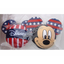 Mickey Usa Lançamento 2015/2016 Enfeite Antena Topper Disney