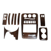 Kit Painel Madeira Mercedes Classe A 98/05 Painelkit