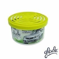 Cheirinho Odorizante Glade Gel Car Citrus 70g - Johnson