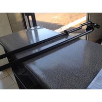 Grade Vigia/barra Proteção Vidro Traseiro Montana Até 2010