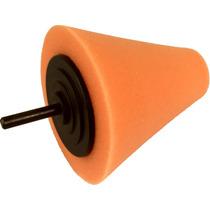 Cone De Espuma Para Polimento Em Rodas Automotivas - Kers