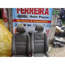 Jogo De Bancos Em Couro Do Honda New Civic 2010