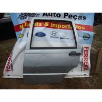 Porta Traseira Esquerda Do Fiat Uno So A Lata