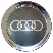 Calota Centro Miolo De Roda Audi A8 Scorro S181 C/ Emblema!!