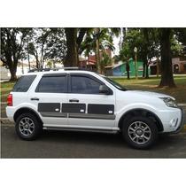 Protetor De Portas Magnético Para Carros - Kit 6 Peças