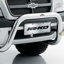 Protetor Frontal K1 S10 01/11 - Cromo - Keko