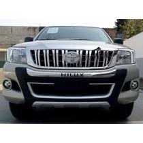 Front Bumper Original Hilux 2012 A 2015 Sr Srv