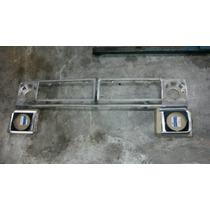 Cabine Com Porta F100 F1000 Grade Capo Paralama Etc V8basico