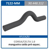 Mangueira Saida Pre-aquecimento Motor 1.0 Celta-apartir:2000