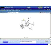 Bomba Da Direção Hidráulica Do Ecosport Duratec 2.0 03a12