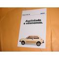 Folder Raro Fiat 147 C 83 84 1983 1984