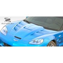 Capo Esportivo C/ Saidas De Ar Corvette C6 2005-2013