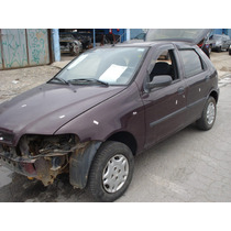 Motor Parcial Fiat Palio 1.0 8v 2002