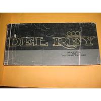 Manual Proprietario Ford Del Rey 84 1984 Genuino