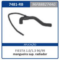 Mangueira Superior Radiador Motor Endura 1. Fiesta:1996a1999