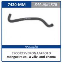 Mangueira Coletor A Valvula Antichamas F Escort-apartir:1983