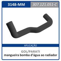 Mangueira Bomba D¿agua Radiado 307.121.051.c Gol:1995a1994