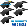 Kit Grampo Forro Capo Vectra Astra Tigra 5 Pcs Original Gm