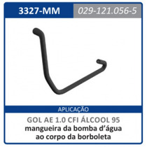 Mangueira Bomba D¿agua Corpo Borboleta 029.121 Gol:1995a1994