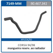 Mangueira Reservatorio Radiador Gm 90467341 Corsa 1995