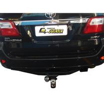 Engate Fixo E Removível Para Toyota Hilux Sw4 Até 2013