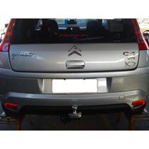 Engate Fixo E Removível Para Veículo C4 Vtr,hatch 2008/2011