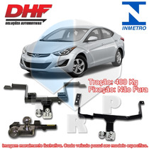 Engate Reboque Dhf Hyundai Elantra 12 13 14 15 Inmetro