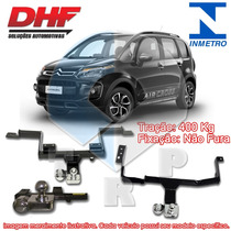 Engate Reboque Dhf Citroen Aircross 2010 C3 Picasso Inmetro