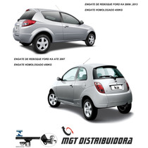 Engate De Reboque Ford Ka .../2007 E 2008/...2013