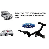 Engate De Reboque Fiestasd/hatch/fusion/focus/ford-ka