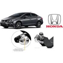 Oferta! Engate/reboque Honda Civic 2012/ Engetran Não Fura
