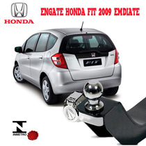 Engate reboque honda Fit 2003 2004 2005 2006 2007 Novo