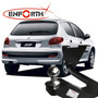 Engate Reboque Peugeot 207 206 Bola E Tomada Cromada Enforth
