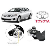 Oferta! Engate/reboque Toyota Corolla 2009/2014 Engetran